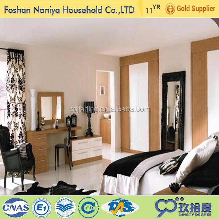 nuevo modelo de muebles de dormitorio de diseo de ropa de armario almirah madera diseo vestidor
