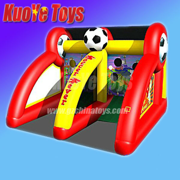 Soccer Fever inflatable game