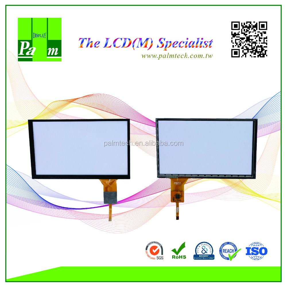 Excellent quality 5 inch LCD panel capacitive touch screen