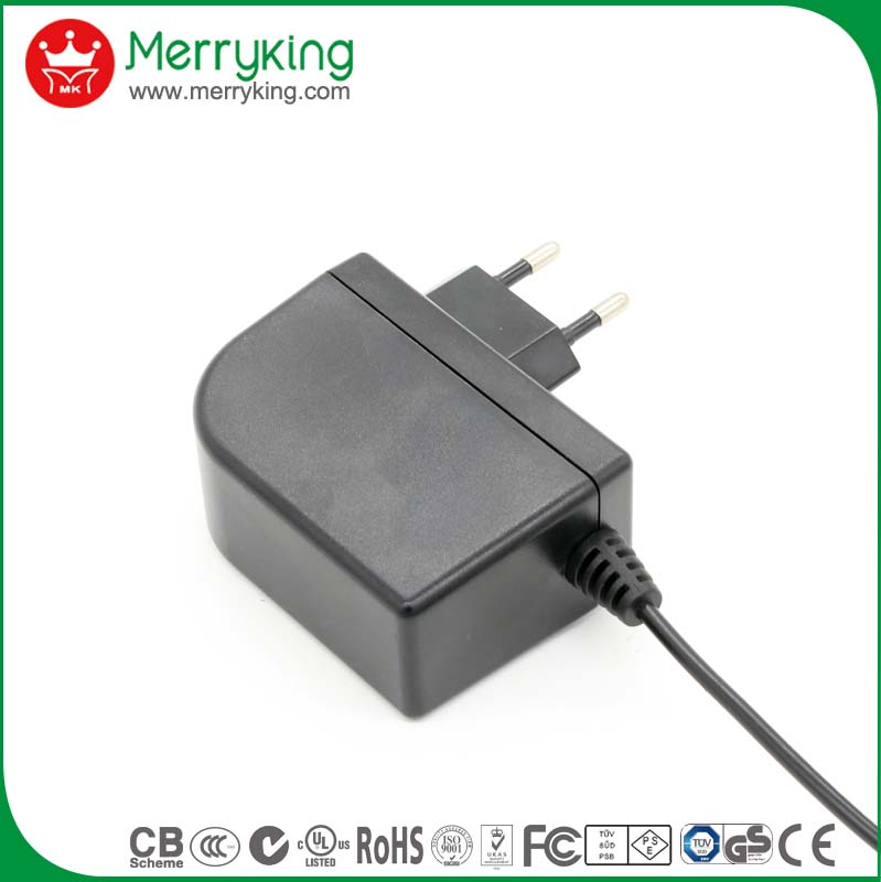 Euro Plug Power Adapter 5v 5a Dc Adapter With Ce Certificate