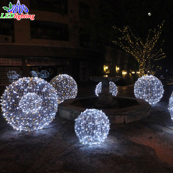 Outdoor Square Christmas Decorations White Led 3d Ball Lights Buy Outdoor Square Christmas Decorations White Led 3d Ball Lights Small Outdoor
