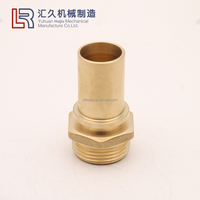 Wholesale Brass compression pex pipe fittings, brass hydraulic hose fitting