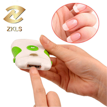 Custom fashionable automatic electric nail clipper and nail file