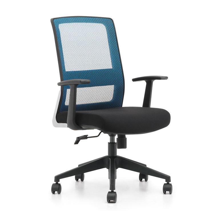 X1-01BE-MF computer chair with durable design