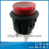 12A125VAC 10A250VAC 7000 round latching momentary illuminated non-illuminated push button reset switches with CQC,TUV,ENEC,cUL