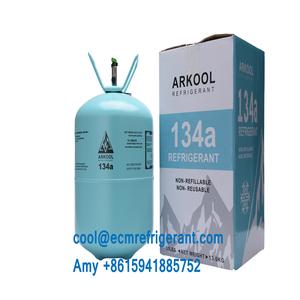 R134a Refrigerant Gas 99 9%, R134a Refrigerant Gas 99 9