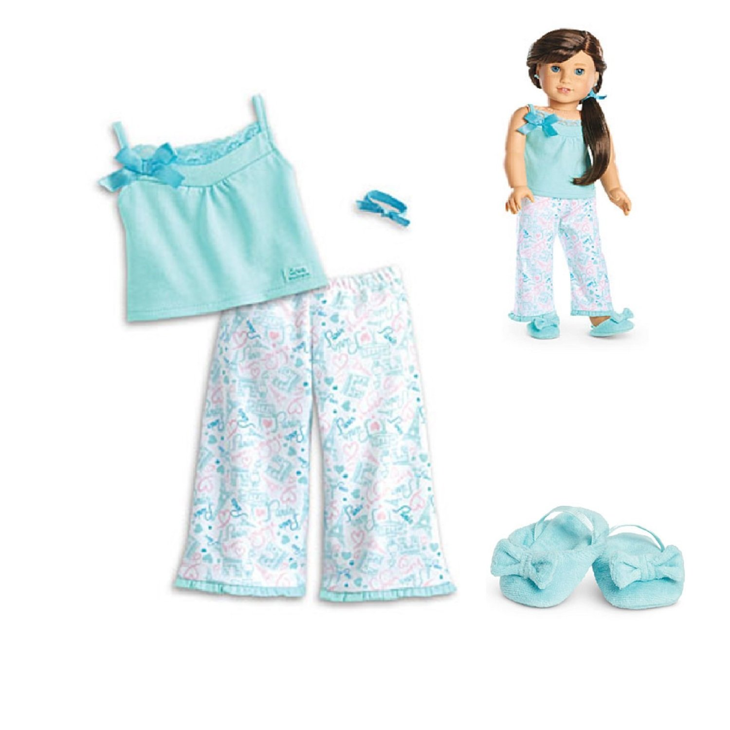 American Girl Grace - Grace's Pajamas for Dolls - American Girl of 2015
