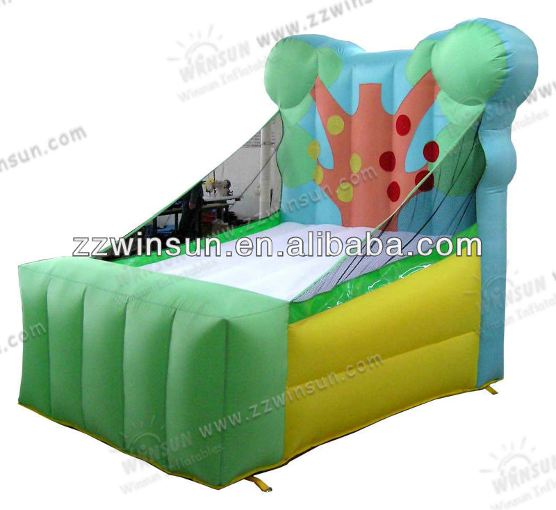 Popular pvc colorful inflatable sofa advertising with CE,UL air blower for sale