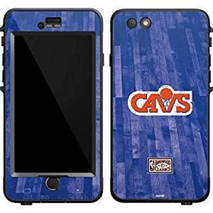 NBA Cleveland Cavaliers Lifeproof Nuud iPhone 6 Plus Skin - Cleveland Cavaliers Hardwood Classics Vinyl Decal Skin For Your Lifeproof Nuud iPhone 6 Plus