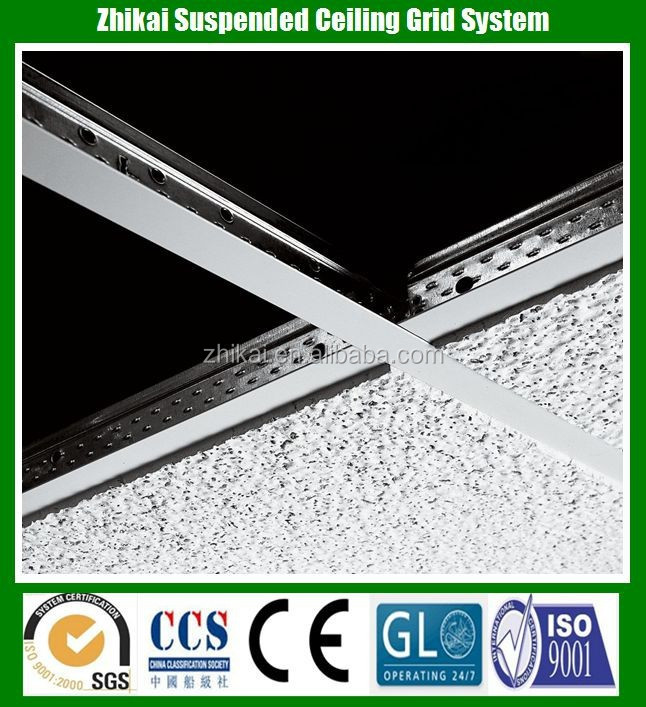 Ceiling Max Grid System T Bar Chicago Metallic Acoustical Product On Alibaba