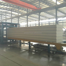 PU polyurethane sandwich panel Heat insulation cold room panel fireproof for mini cold storage