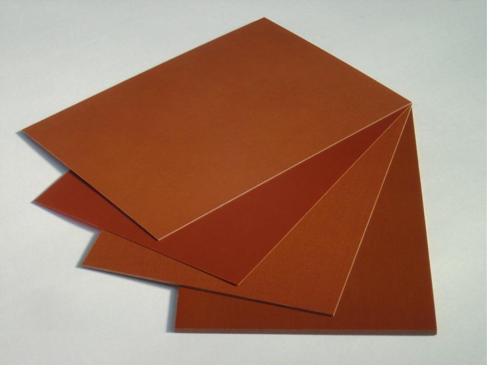 Phenolic Paper Bakelite Electrical Insulation Material