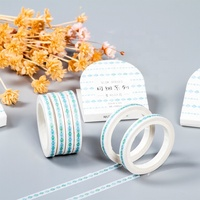 Custom Make Christmas Japanese Paper Colorful Adhesive Packing Custom Printed Washi Tape