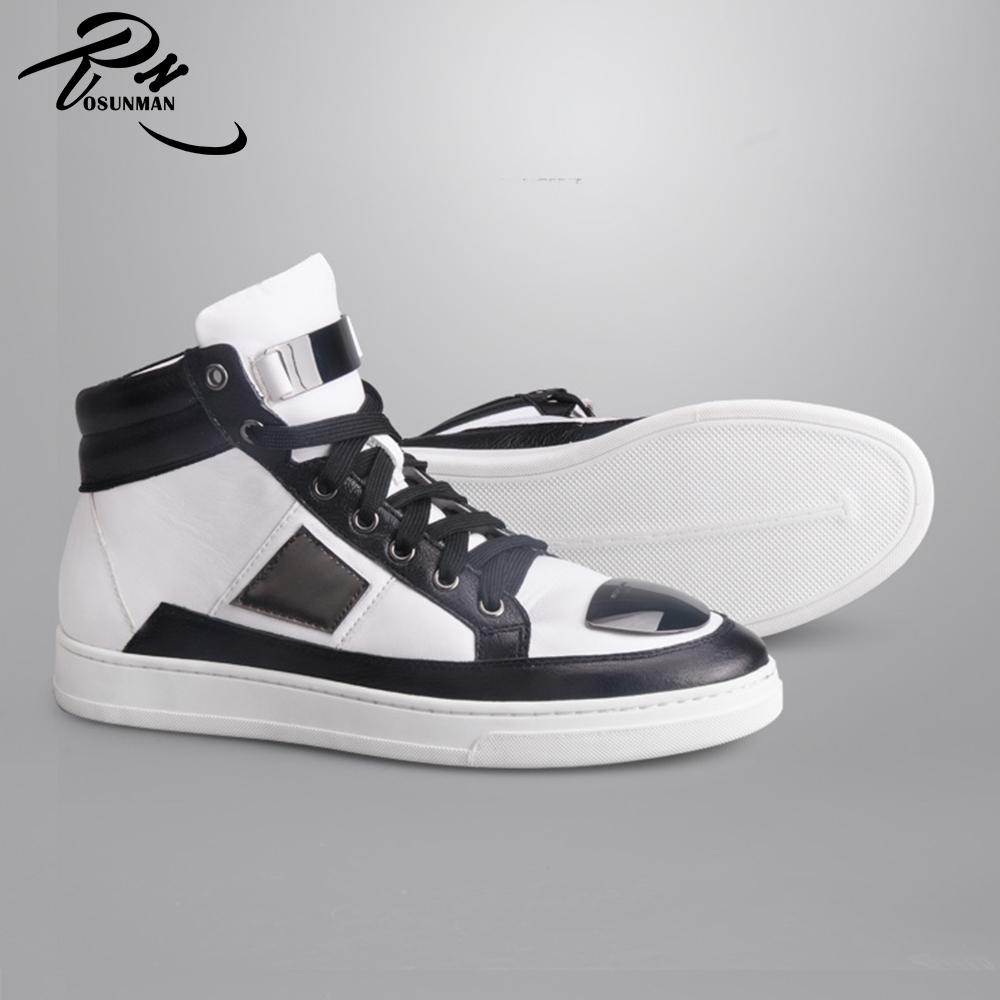 design Basketball shoes fashion men cut model shoes high new sport sneakers gqFZqx4