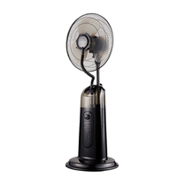 r134a home appliance standing electrical air cooler fan water spray mist cooling fans