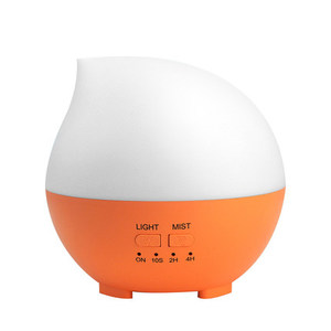 2018 Hot Sale Ultrasonic Humidifier 300ml Aromatherapy Diffuser