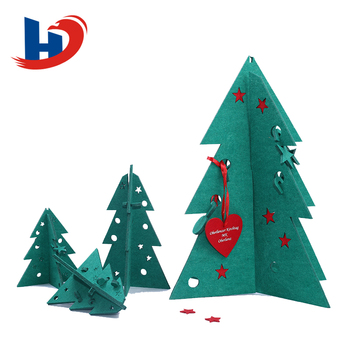 china suppliers holiday crafts making felt christmas decorations