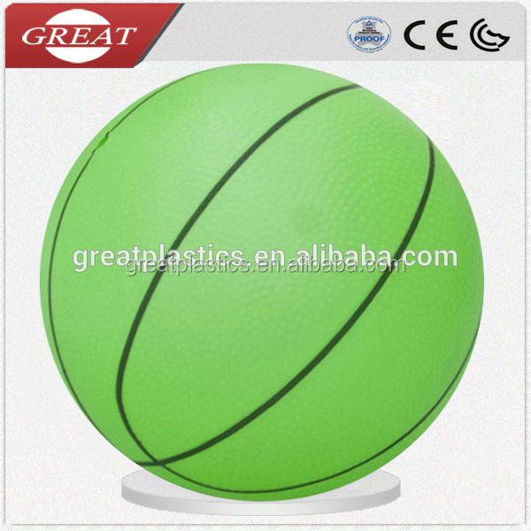Official size pvc laminated basketball