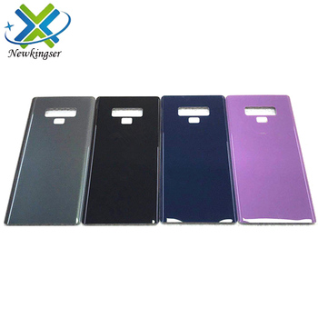 new arrival 4cd78 2f63d New For Samsung Galaxy Note 9 Back Battery Cover Rear Door Panel Glass  Housing, View Note 9 Back Battery Cover Rear Door, for samsung Product  Details ...