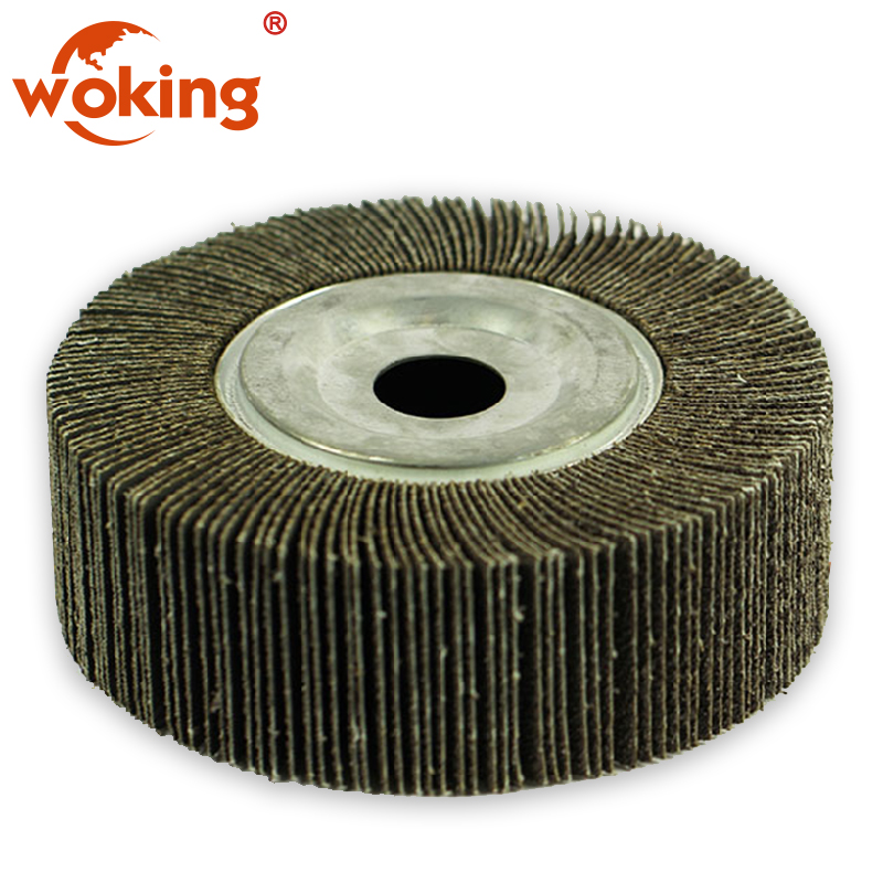 Metal pipe polishing flap wheels Abrasive Tool