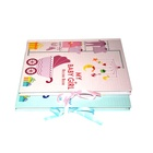 King Fu full color memory books factory price full color baby boy record book printing in China
