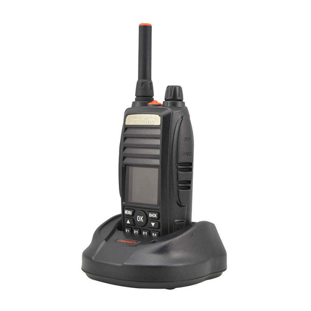 Tesunho TH-388 gsm walkie talkie portable radio set