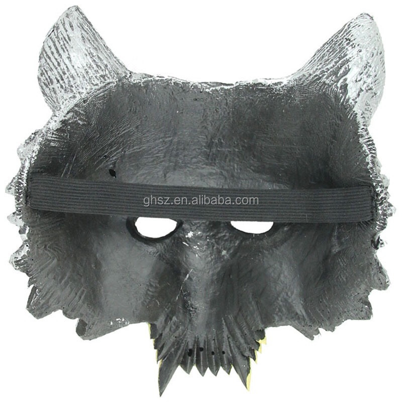halloween wolf mask halloween wolf mask suppliers and manufacturers at alibabacom - Wolf Halloween