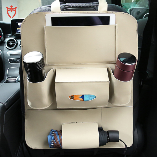 Luxury organizer for car