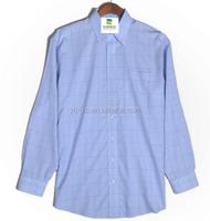Latest dresses shirts gents fashion shirts men's office shirts dress plus size