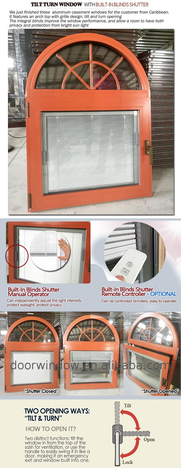 Aluminium window supplier frame and glass door