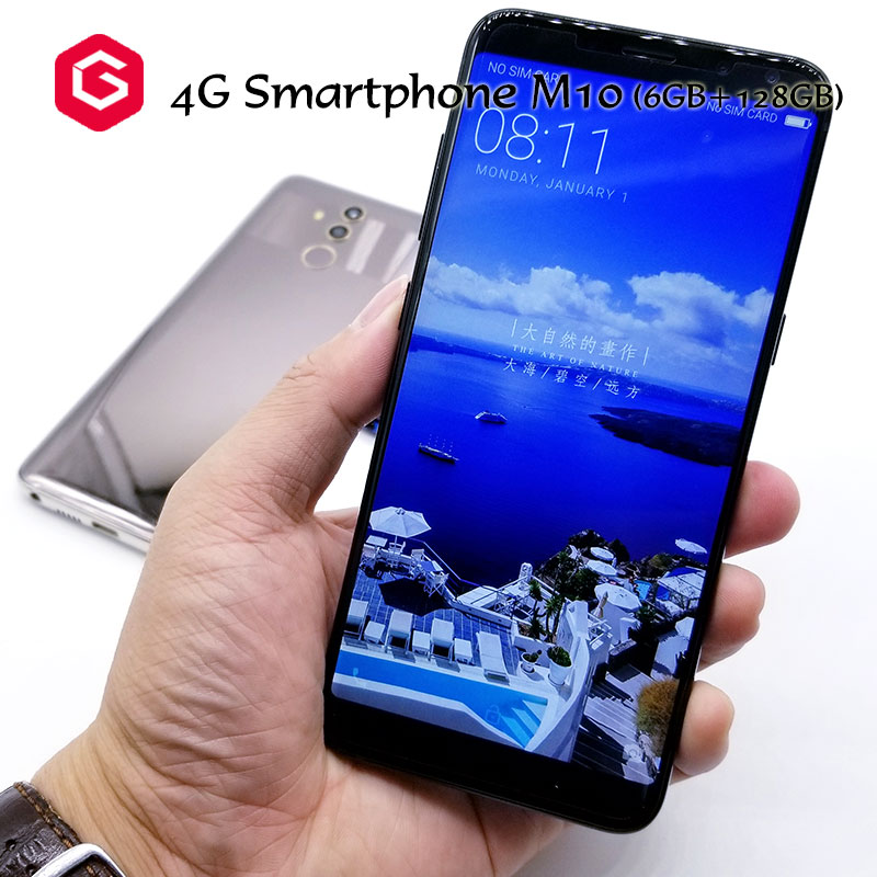 New product Android 7.0 phone new factory octa core 6+128GB
