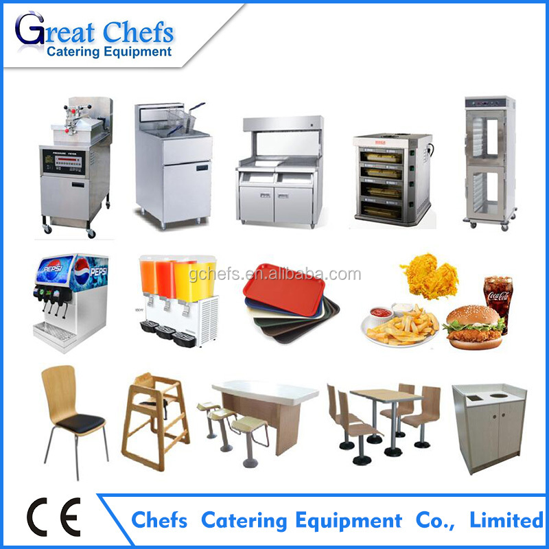 Commercial kitchen equipment important guide purchasing for Perfect kitchen equipment