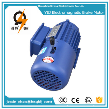 Yej Series Small Induction Ac Electromagnetic Brake Three