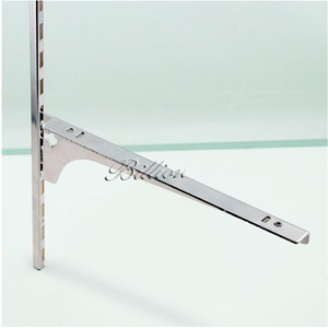 High Quality Display Glass Hold Channel Slotted Brackets