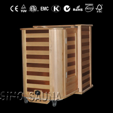 gro handel infrarot sauna kombination kaufen sie die besten infrarot sauna kombination st cke. Black Bedroom Furniture Sets. Home Design Ideas