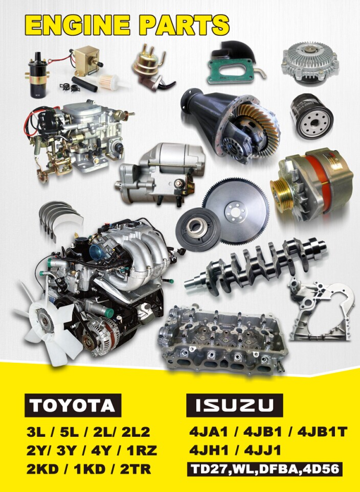 Toyota Engine 3y Petrol Suppliers And