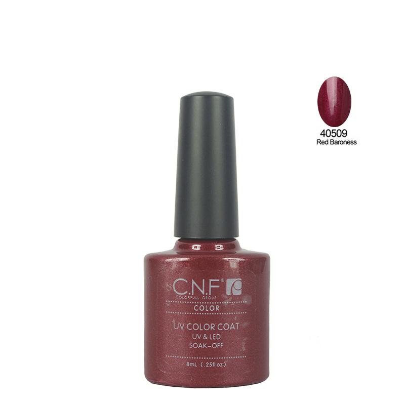 Color 40509 1pcs sample for testing nail gel polish for nail art soak off gel nail