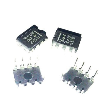 555 Type Timer/Oscillator (Single) IC 100kHz 8-PDIP Ne555n Ic Ne 555 Ne555p Ne555