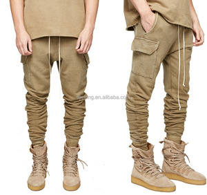 fashion wash sweat jogger pant