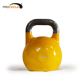 Gym Exercise Competition Fitness vinyl coasted kettlebells