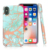 Low MOQ Laser Engraving Unique Cell Phone Case IMD Marble Phone Case for iPhone X 10