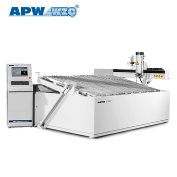 Apw Water Jet Cutting Machine For Sale - Buy Water Jet Cutting  Service,Water Jet Device,Water Jet Sevice Product on Alibaba com