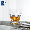300ml Crystal Twisted Whiskey Glass Scotch Glass