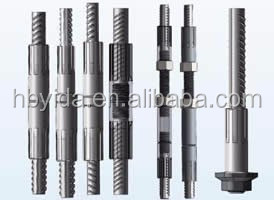 Best selling hydraulic grip technology steel bar connector for construction