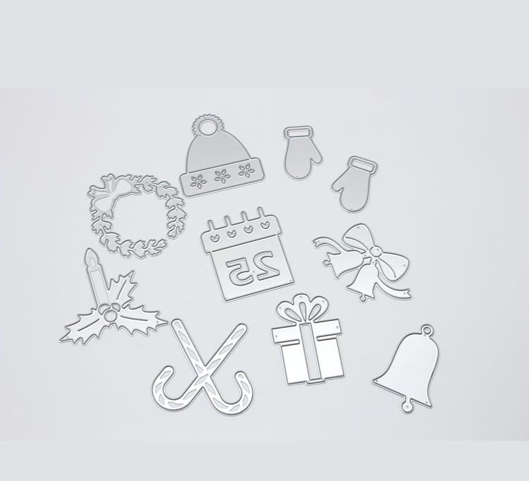 Metal die cuts stencil small things DIY Scrapbooking cutting dies for decoration