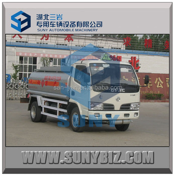 small fuel tanks trucks 3000l 4000l oil tank truck. Black Bedroom Furniture Sets. Home Design Ideas