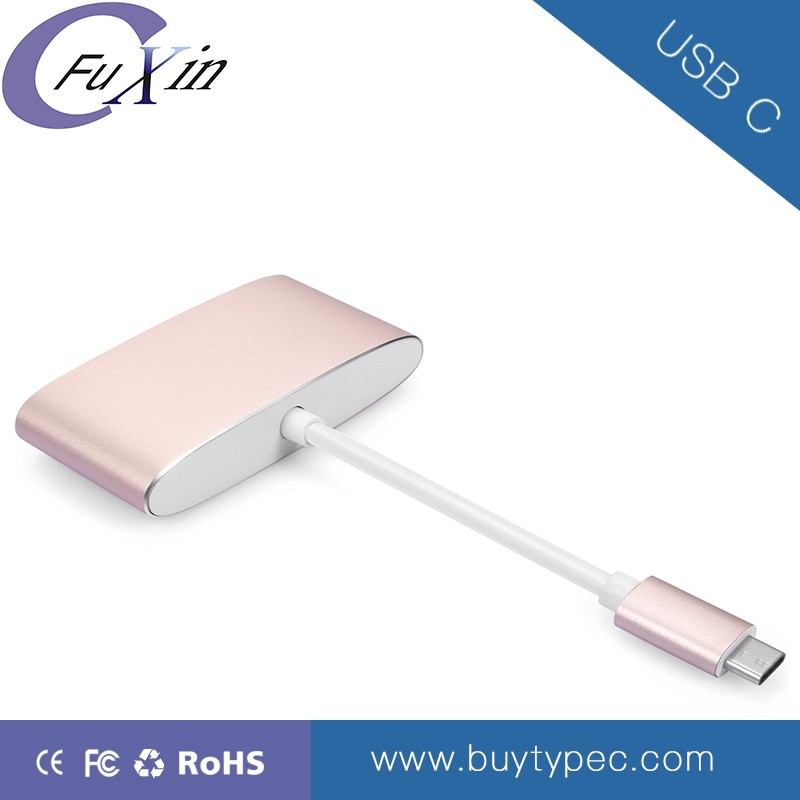 Brand new usb 3.1 type c to h dmi adapter With Professional Technical Support