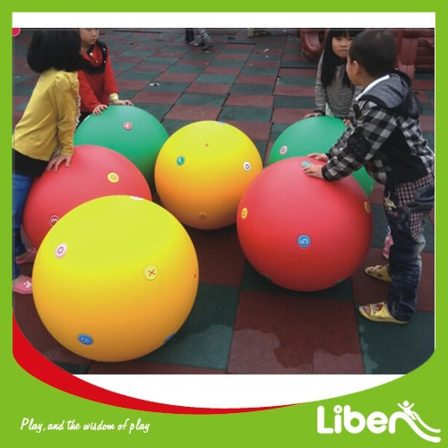 Children Indoor Soft Play Large Plastic Toy Ball for Kindergarten