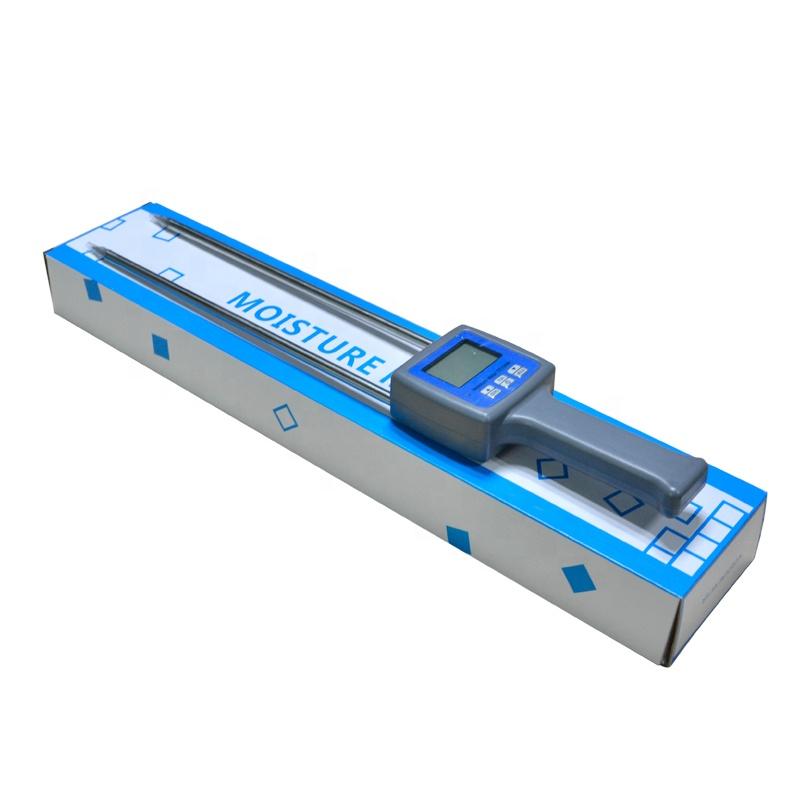 TK100G 휴대용 보리 옥수수 쌀 4 디지털 LCD 그레인 수분 측정기