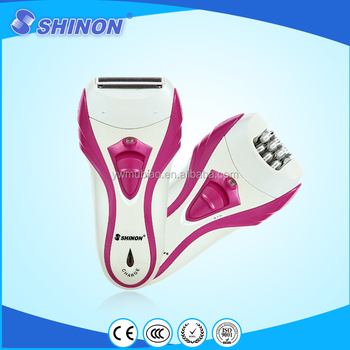 CE ROHS Cheap pearl epilator hair remover